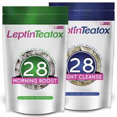 Combo Trà Leptin Teatox 28 Ngày
