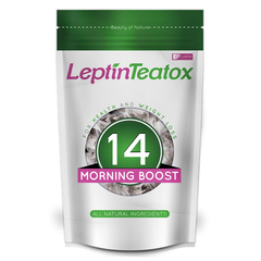 Trà Leptin Teatox 14 Sáng