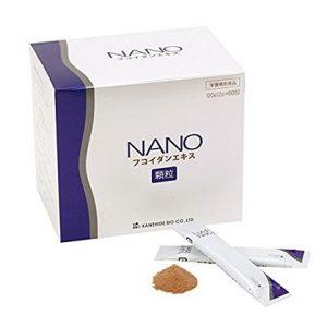 Nano-Fucoidan
