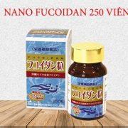 Viên Nano Fucoidan 250 viên 4