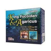 King Fucoidan và Agaricus 4