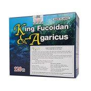 King Fucoidan và Agaricus 5